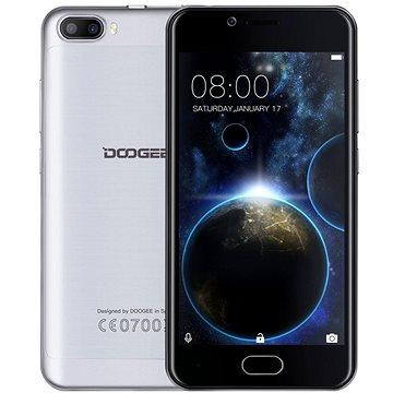 Doogee Shoot2 16GB Silver (PH3000) + ZDARMA Bezpečnostní software Kaspersky Internet Security pro Android pro 1 mobil nebo tablet na 6 měsíců (elektronická licence) Digitální předplatné Interview - SK - Roční od ALZY