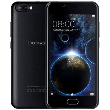 Doogee Shoot2 16GB Black (PH2999) + ZDARMA Digitální předplatné Interview - SK - Roční od ALZY
