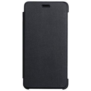 Doogee Flip pouzdro Black - Tvrzené sklo pro X10 (8596666006309)