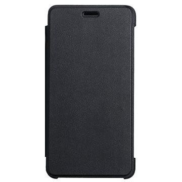 Doogee Flip pouzdro Black + Tvrzené sklo pro X55 (DGE000026)