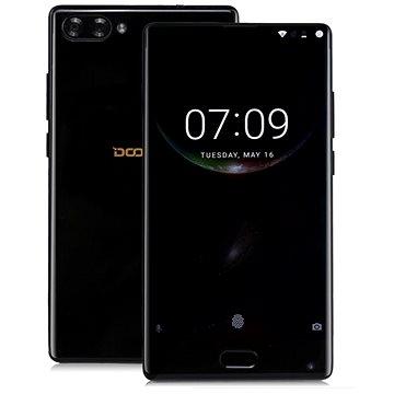 Doogee Mix 4GB Dazzle Black (PH6001) + ZDARMA Bezpečnostní software Kaspersky Internet Security pro Android pro 1 mobil nebo tablet na 6 měsíců (elektronická licence) Digitální předplatné Interview - SK - Roční od ALZY