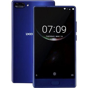 Doogee Mix 6GB Aurora Blue (PH6005) + ZDARMA Bezpečnostní software Kaspersky Internet Security pro Android pro 1 mobil nebo tablet na 6 měsíců (elektronická licence) Digitální předplatné Interview - SK - Roční od ALZY