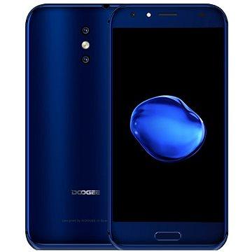 Doogee BL5000 Marine Blue (PH2671) + ZDARMA Bezpečnostní software Kaspersky Internet Security pro Android pro 1 mobil nebo tablet na 6 měsíců (elektronická licence) Digitální předplatné Interview - SK - Roční od ALZY