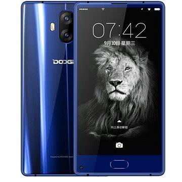 Doogee Mix Lite Aurora Blue (PH7211) + ZDARMA Bezpečnostní software Kaspersky Internet Security pro Android pro 1 mobil nebo tablet na 6 měsíců (elektronická licence)