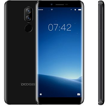Doogee X60L Dual SIM 16GB Black (PH3838)