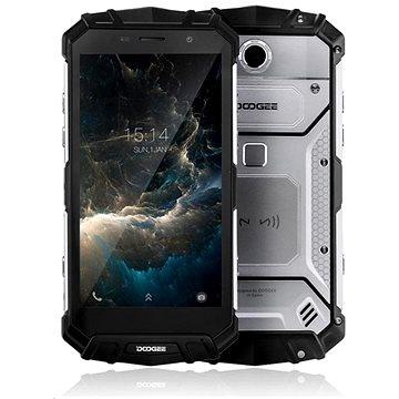 DOOGEE S60 Lite Dual SIM LTE Stříbrný (PH3820)