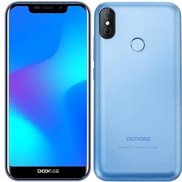 Doogee X70 Dual SIM modrá (DGE000174)