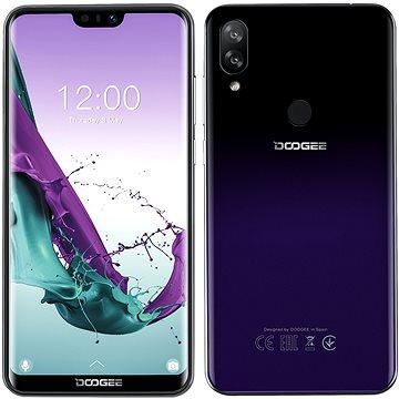 Doogee Y7 fialová (DGE000351)