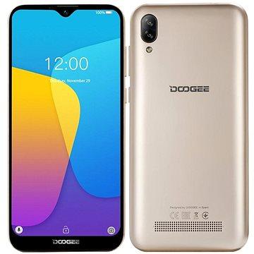 Doogee X90 zlatá (DGE000399)