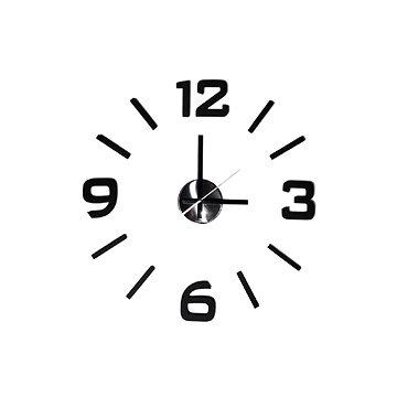 Stardeco Nástěnné nalepovací hodiny HM-10E002 (8595571201625)