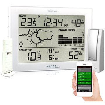 Meteostanice TECHNOLINE Mobile Alerts MA 10006 (4029665210063)