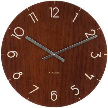 Nástěnné hodiny KARLSSON 5619DW (8714302604898)
