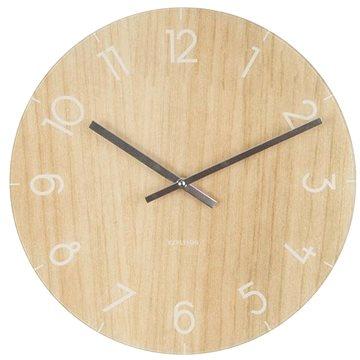 Nástěnné hodiny KARLSSON 5619WD (8714302604928)