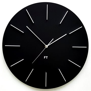FUTURE TIME FT2010BK Round Black (8594186620081)