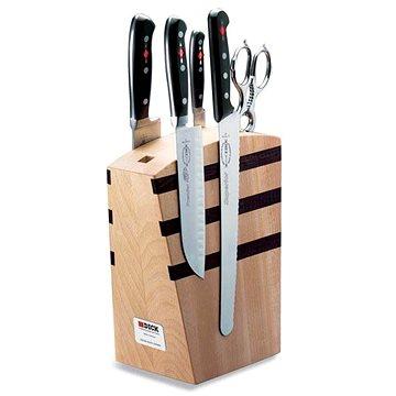 F. Dick Dřevěný magnetický stojan na nože s příslušenstvím ze série Premier Plus (8809000)