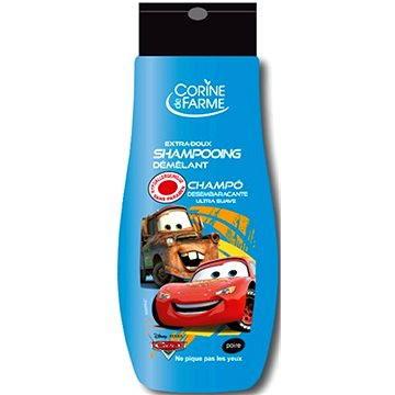 CORINE DE FARME Disney Auta šampon pro kluky 250ml (3468080146990)