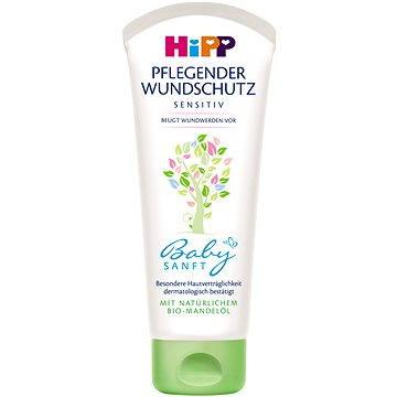 HiPP Babysanft Pečující krém na opruzeniny 100 ml (4062300130234)