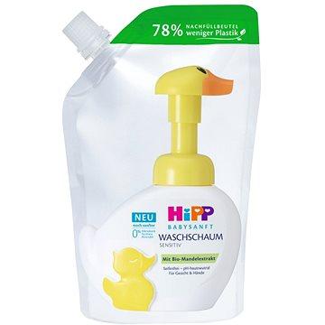 HiPP Babysanft Pěna na mytí Kachna náhradní náplň 250 ml (40623061)