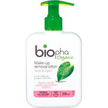 BIOPHA Make-up removal lotion 200 ml (3286011149694)