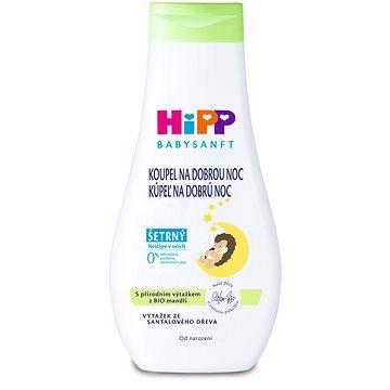 Hipp Babysanft pěna do koupele Na Dobrou Noc 350 ml (9062300130499)