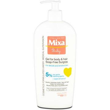 MIXA Baby Gel 2v1 400 ml (3600550368512)