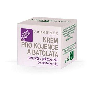 AROMEDICA Krém pro kojence a batolata 50 ml (8595084338108)