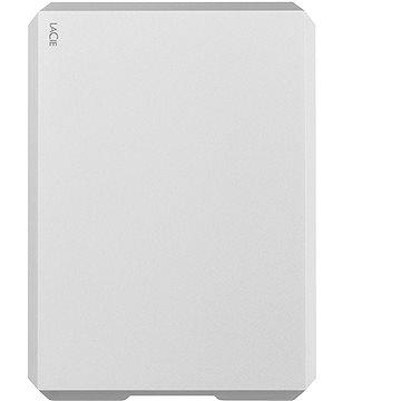 LaCie Mobile Drive USB 3.1-C 5TB stříbrný (STHG5000400)