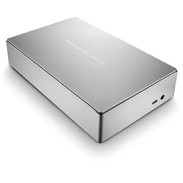 "LaCie 3.5"" Porsche Design 8TB USB-C (STFE8000401)"