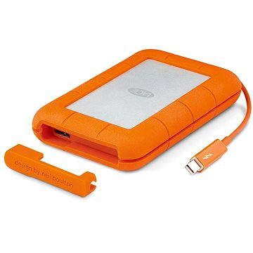 "LaCie 2.5"" Rugged 1TB Thunderbolt Series (STEV1000400)"