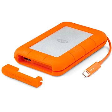 LaCie Rugged SSD 500GB Thunderbolt Series (STEZ500400)