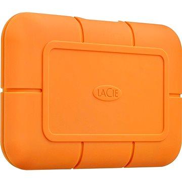 Lacie Rugged SSD 500GB, oranžový (STHR500800)