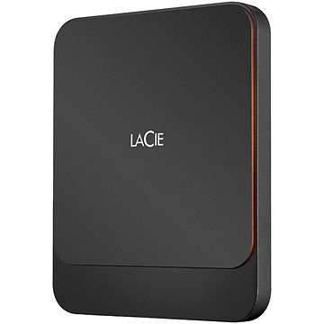 Lacie Portable SSD 1TB, černý (STHK1000800)