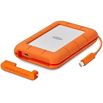 LaCie 2.5 Rugged 2TB Thunderbolt USB-C (STFS2000800)