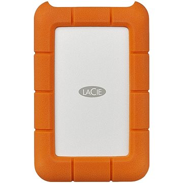 "LaCie 2.5"" Rugged Secure 2TB + 2 roky Rescue (STFR2000403)"