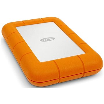 LaCie 2.5 Rugged USB-C 1TB + 2 roky SRS Rescue (STFR1000800)