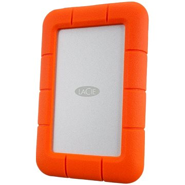 "LaCie 2.5"" Rugged USB-C 4TB + 2 roky SRS Rescue (STFR4000800)"