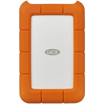 LaCie 2.5 Rugged USB-C 5TB + 2 roky SRS Rescue (STFR5000800)