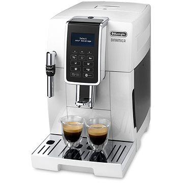 DeLonghi ECAM 350.35 W (0132220018) + ZDARMA Káva De'Longhi Espresso Classic, 250g, zrnková