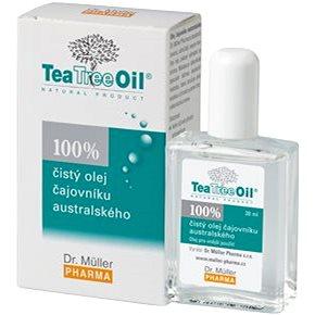 Dr.Müller Tea Tree Oil 100% čistý olej 10ml (8594009625811)
