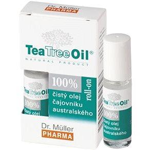 Dr.Müller Tea Tree Oil 100% čistý olej, roll-on 4ml (8594009625828)