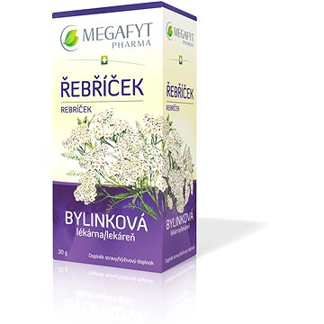 Megafyt Bylinková lékárna Řebříček 20x1,5g (2948405)