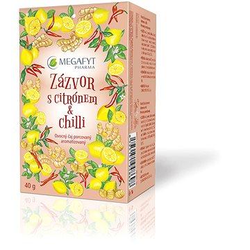 Megafyt Zázvor s citrónem & chilli 20x2g (2876713)