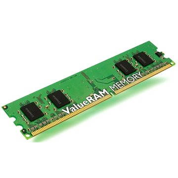 Kingston 2GB DDR3 1333MHz CL9 Single Rank - KVR13N9S6/2
