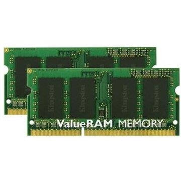 Kingston SO-DIMM 16GB KIT DDR3 1333MHz CL9 Single Rank (KVR13S9K2/16)