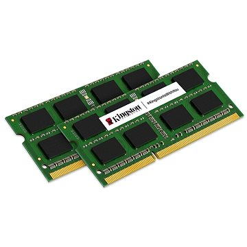 Kingston SO-DIMM 16GB KIT DDR3 1600MHz CL11 (KVR16S11K2/16)