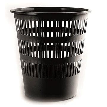 Odpadkový koš DONAU 12l černý (D307-01)