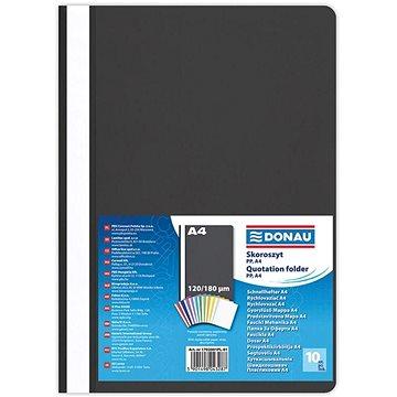 DONAU A4 černé (1702001PL-01)