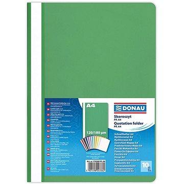 DONAU A4 zelené (1702001PL-06)