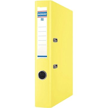 DONAU Rainbow A4 50mm žlutý (3950001PL-11)