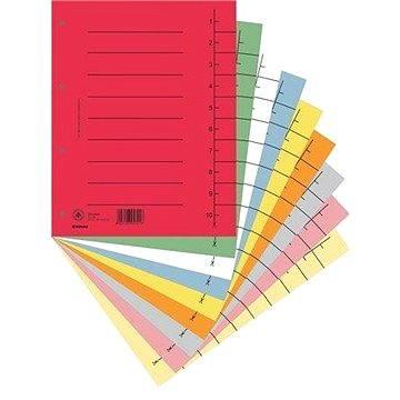 DONAU A4 mix barev, balení 100ks (8610001S-99)